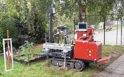 Why We Love The Eijkelkamp GeoPoint Compact CPT Rig For Site Investigations
