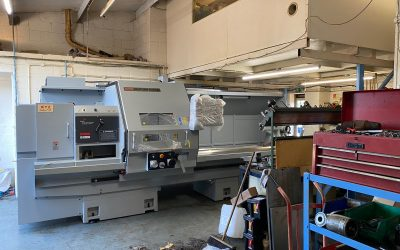 BSL's Metal Engineering Workshop Has A New Addition: The XYZ PROTURN RLX 780 CNC Lathe