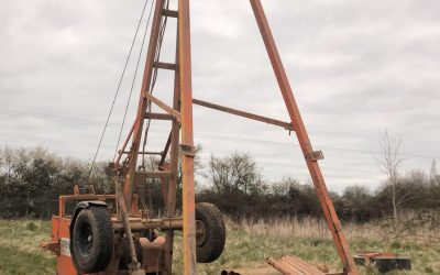 Why Is Cable Percussion Drilling So Popular?