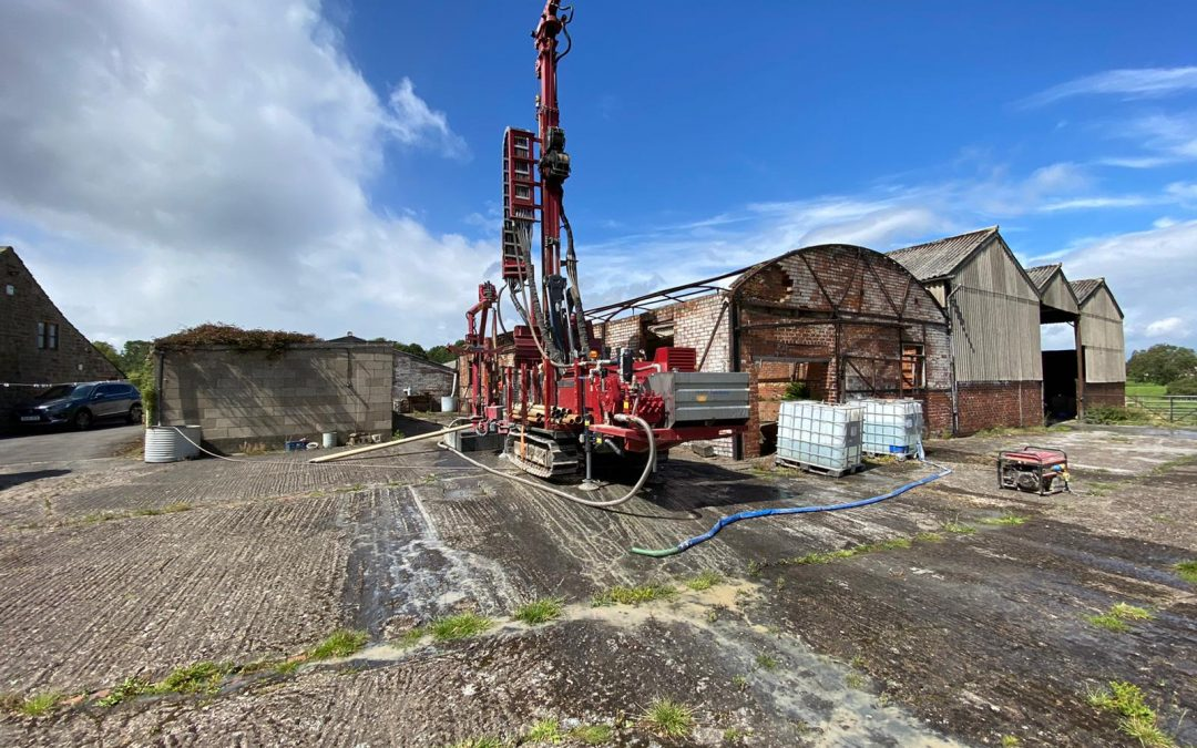Considerations For Motoring And Highway Geotechnical Drilling Projects