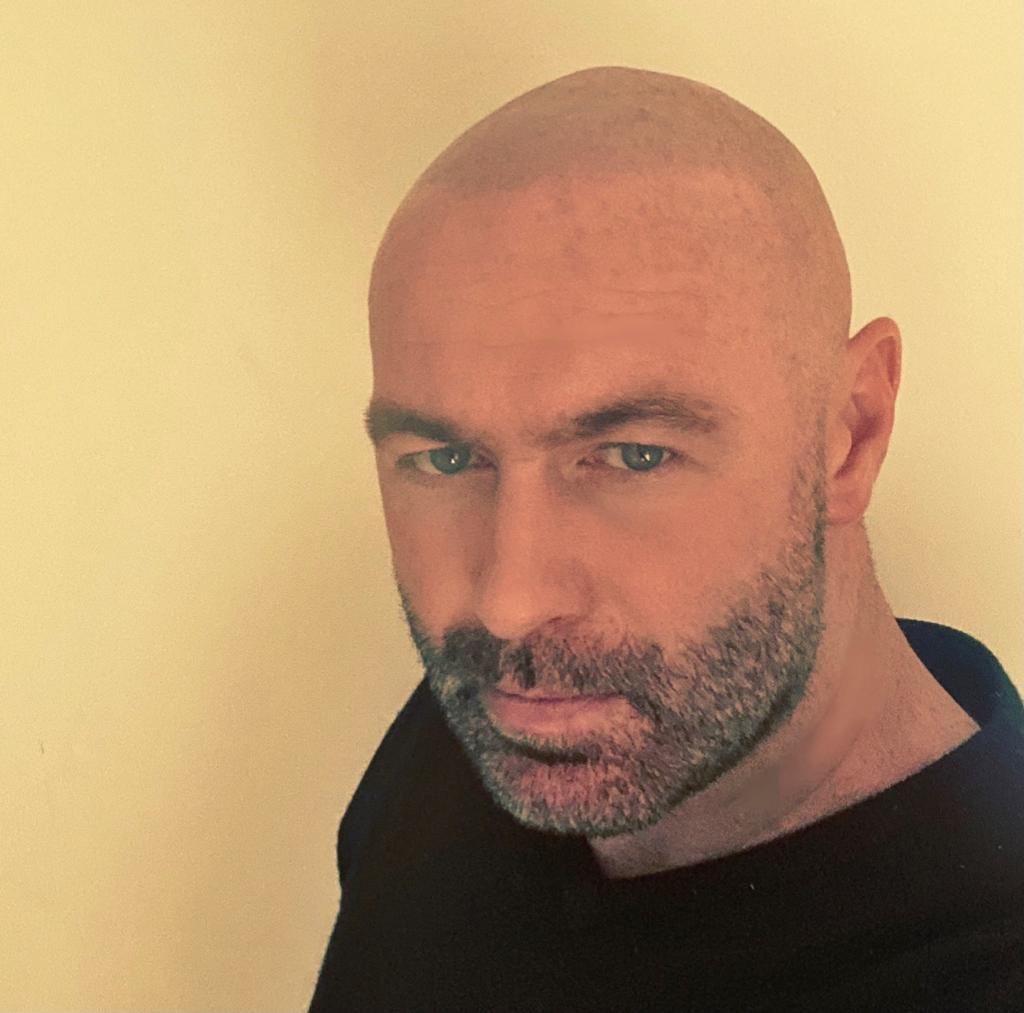 Andy Pearson headshot