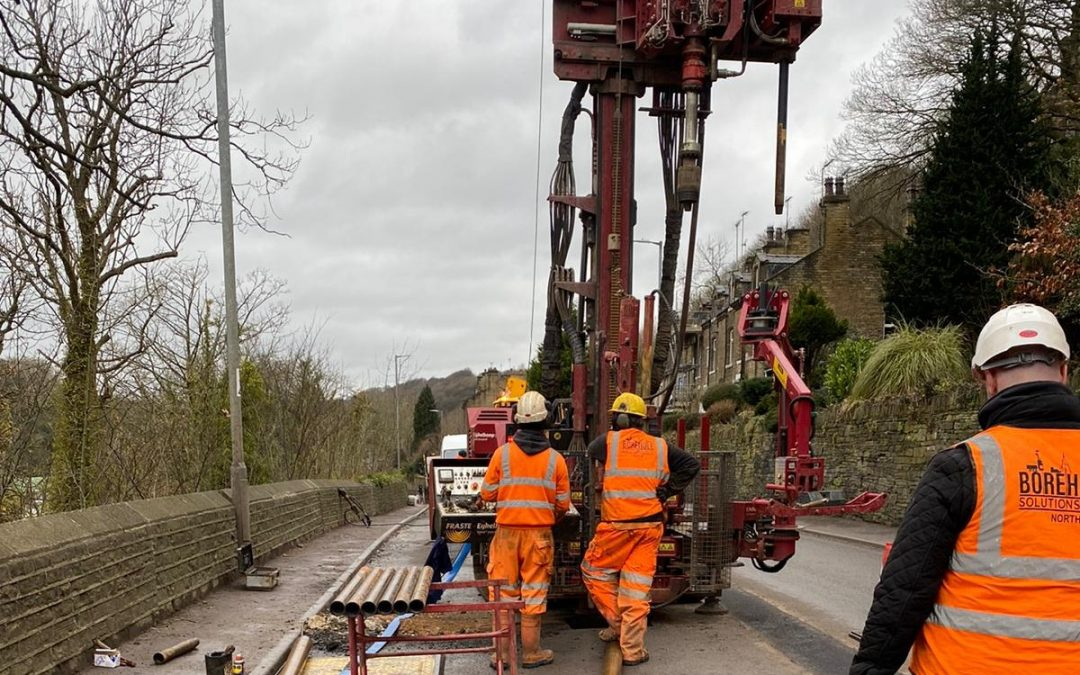 Borehole Solutions Discuss How To Deal With Highway Failures