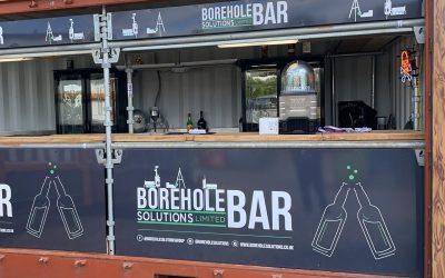 Borehole Solutions' Brand New Bar!